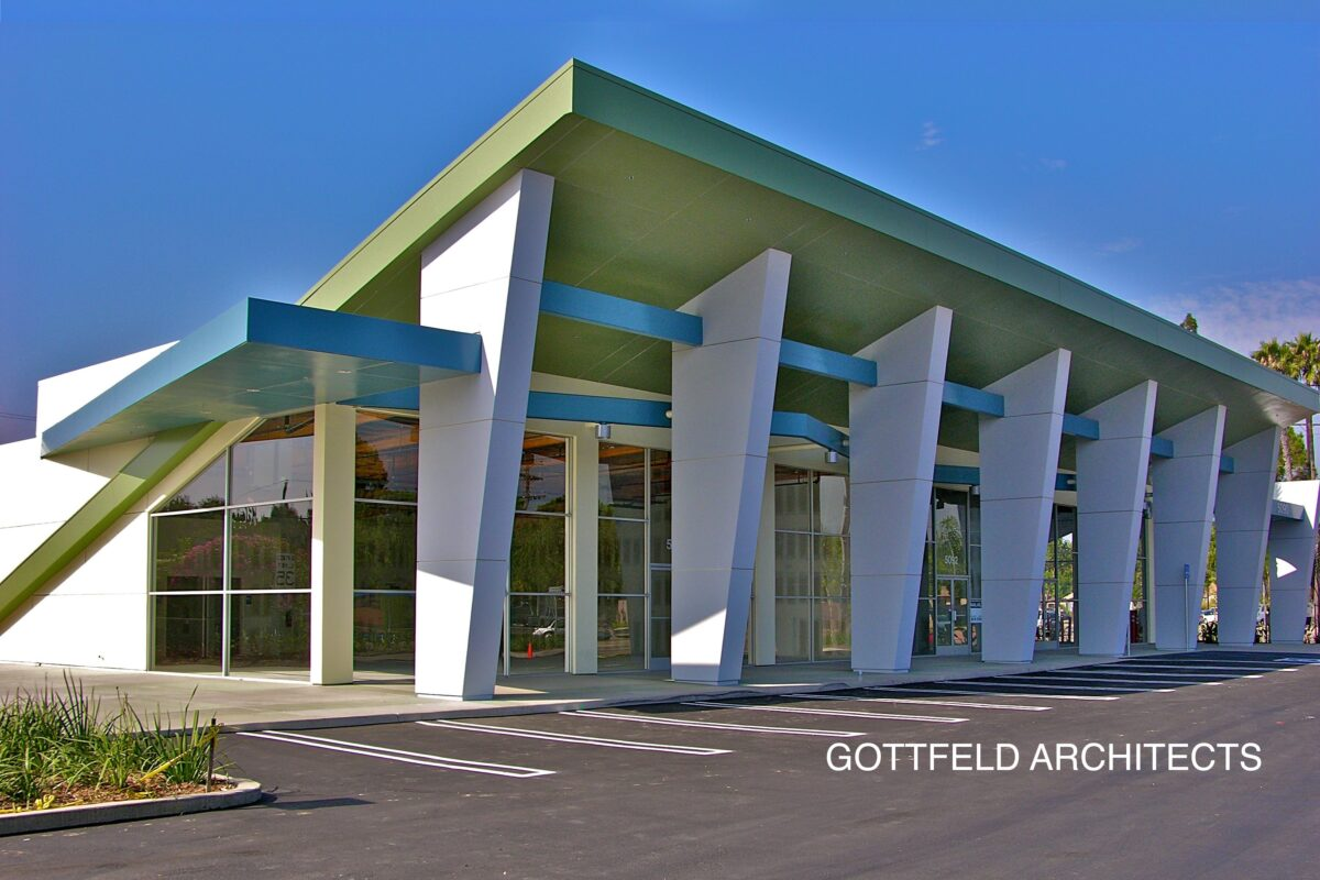 Gottfeld Architects, Inc.