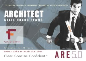 Architect State Board Exams ARE 5.0