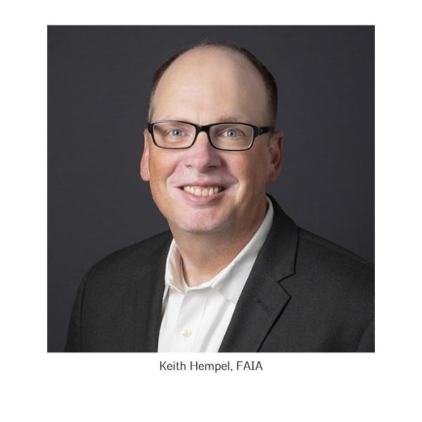 Keith Hempel, FAIA