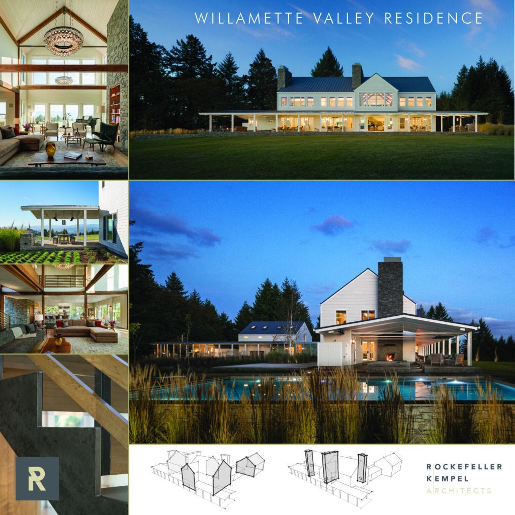 Willamette Valley Residence