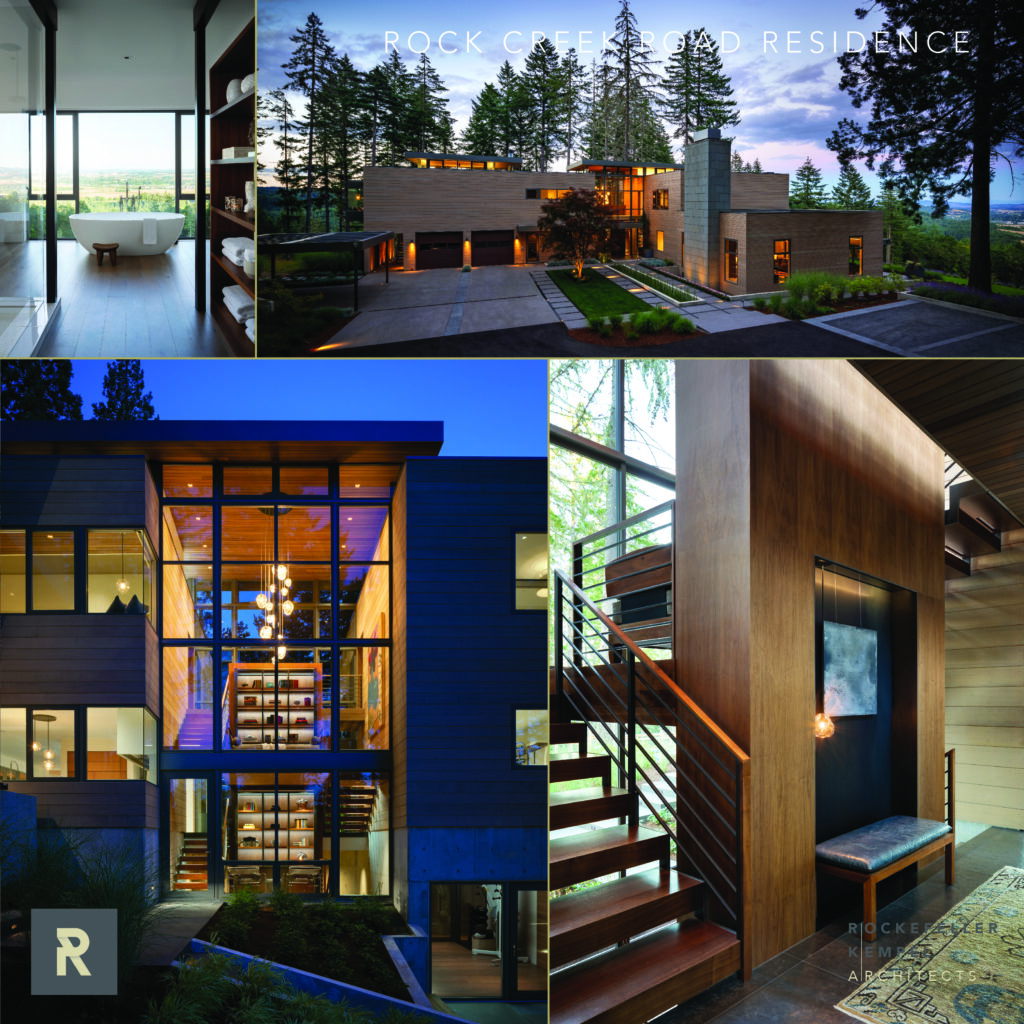 Rock Creek Road Residence