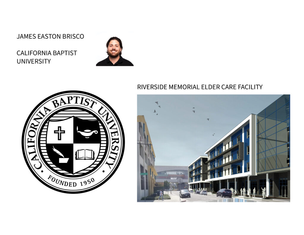 Riverside Memorial Care Facility (student submission)