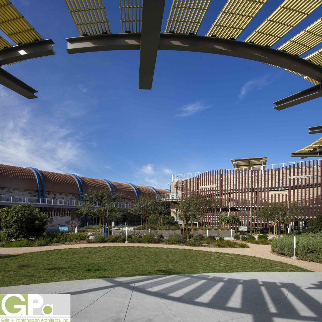 Albert Robles Center (ARC)- Advanced Water Treatment Facility