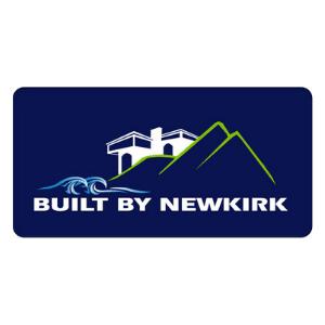 Built by Newkirk logo