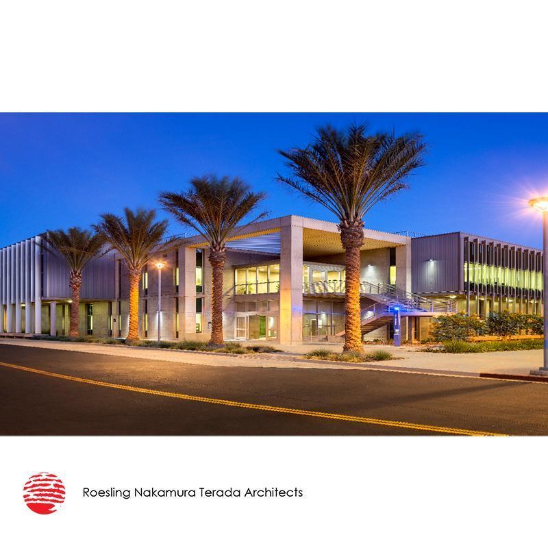Long Beach City College Student Center